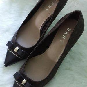 """DKNY 3"""" heels"""